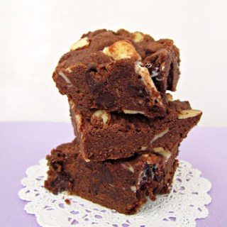 {Guest Post} Rocky Road Bars