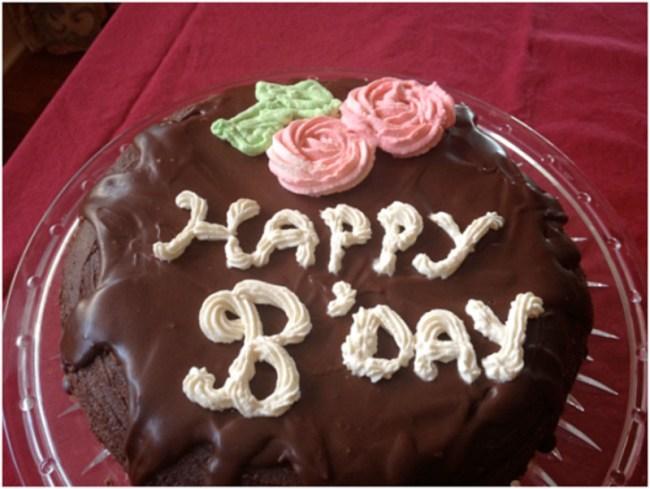 Chocolate and Berries Cheesecake