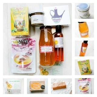 Foodie PenPals #3 – August 2012