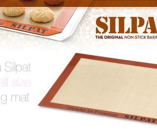Silpat Baking Mat Giveaway