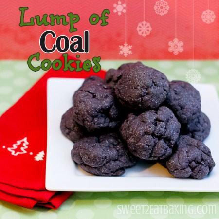 Sweet2EatBaking.com的一份煤饼干食谱
