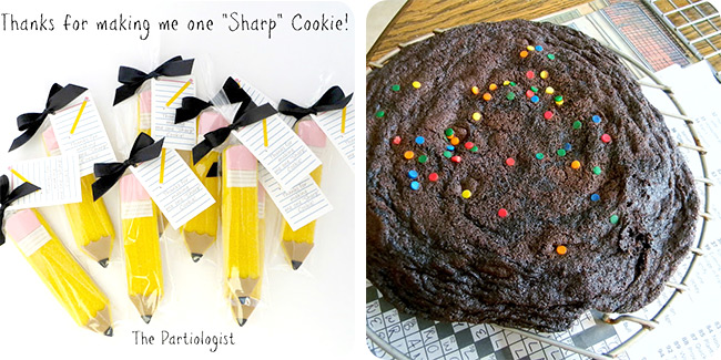 One Sharp Cookie! | XXL Death by Triple Chocolate Cookie