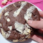 Giant Double Chocolate Cookie Recipe