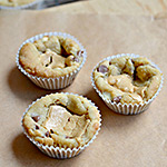 Chocolate Chip Cookie Cups Recipe
