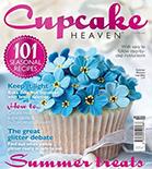 Featured in Summer 2014 Cupcake Heaven Magazine
