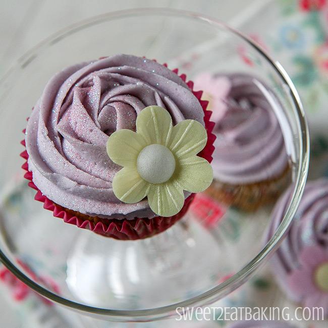 Earl Grey Cupcakes Recipe