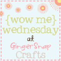 Wow Me Wednesday Link Party