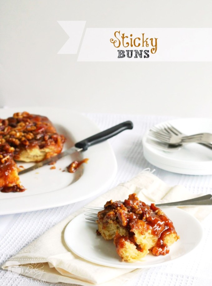 Sticky Buns Recipe on Sweet2EatBaking.com