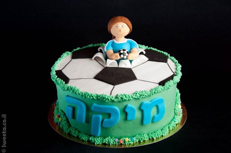 עוגת כדורגל