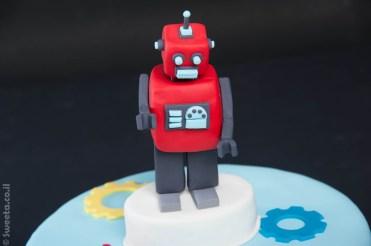 רובוט מבצק סוכר