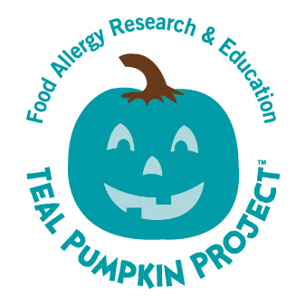 Sweet Ali's Supports FARE's Teal Pumpkin Project