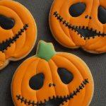 Halloween Cookies Jack Skellington Jack O Lanternssweetambs