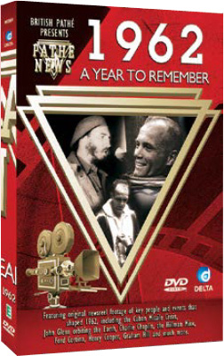 1962 Pathe News A Year To Remember