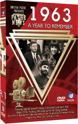 1963 Pathe News A Year To Remember