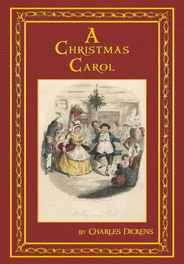 A Christmas Carol Personalised Novel