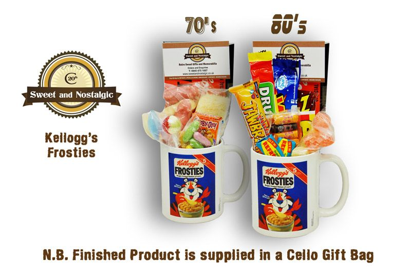 Kellogg S Frosties Mug With Without A Selection Of 70 S Or