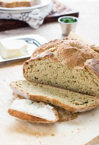Irish Soda Bread with Dill