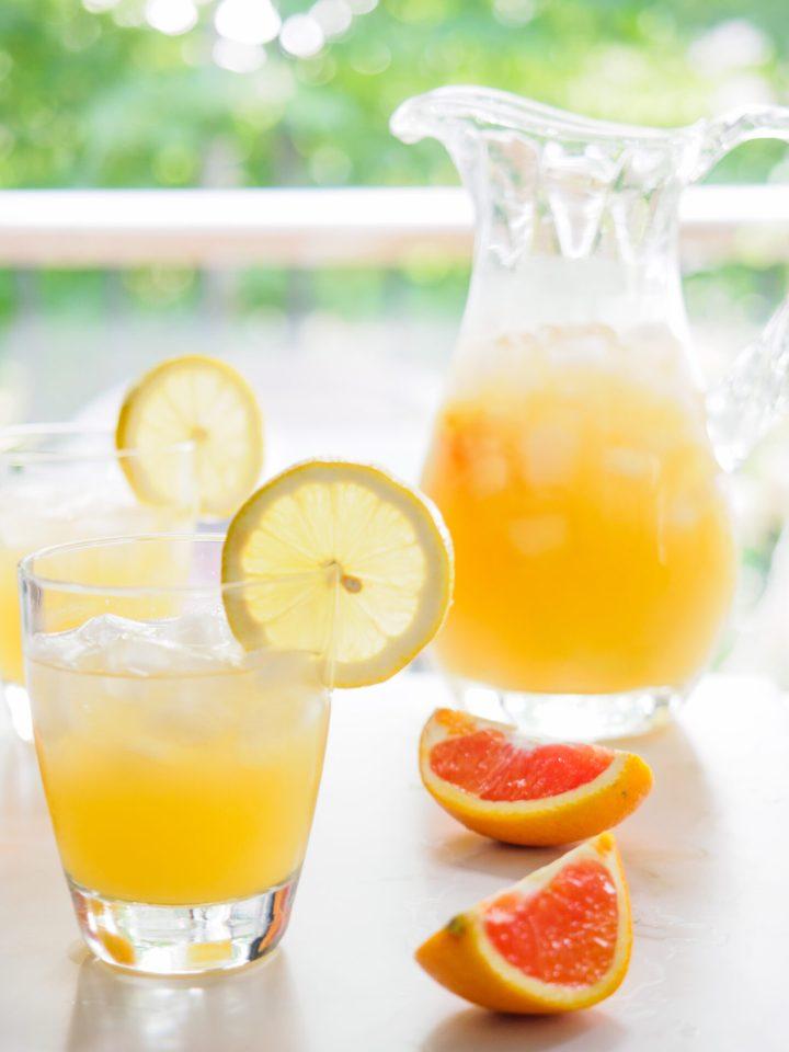 Cara Cara Orange and Citrus Drink