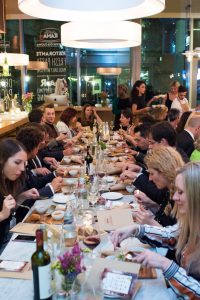 The Ciao Gusto Launch Night