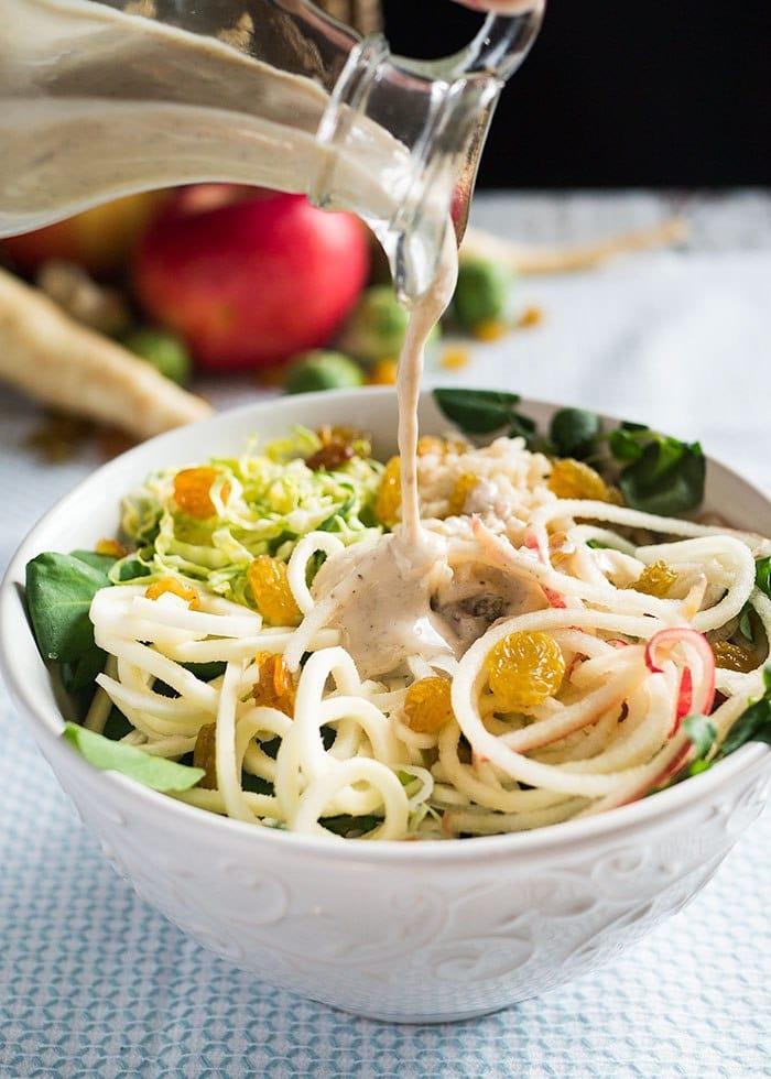 spiralized-apple-power-bowl-sumac-tahini-dressing-5