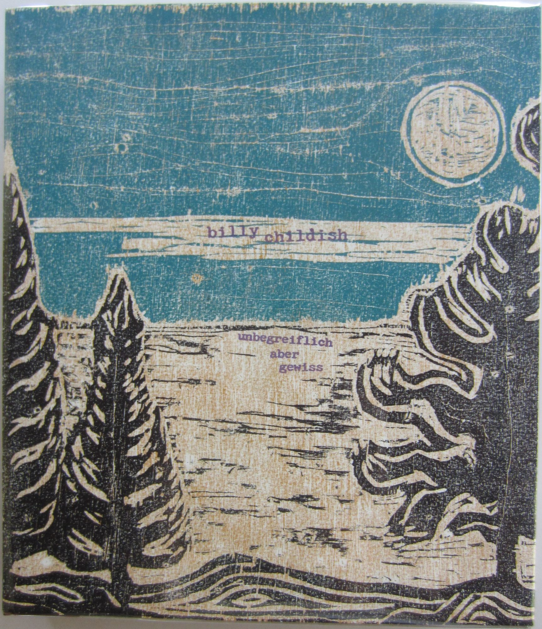 unbegreiflich aber gewiss unknowable but certain a catalogue of paintings august 2014 january 2017 woodcut edition by billy childish on skyline