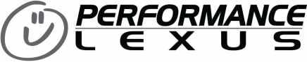 Performance Lexus