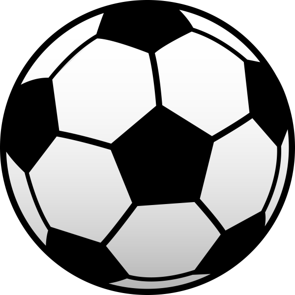 soccer ball foot - free