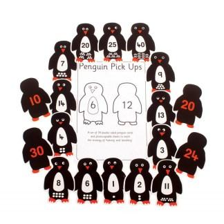 Penguins, pack of 18