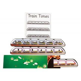 Train Times Pack
