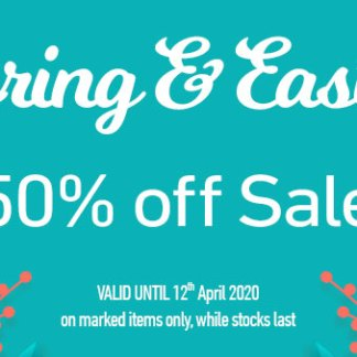 Spring Collection Sale
