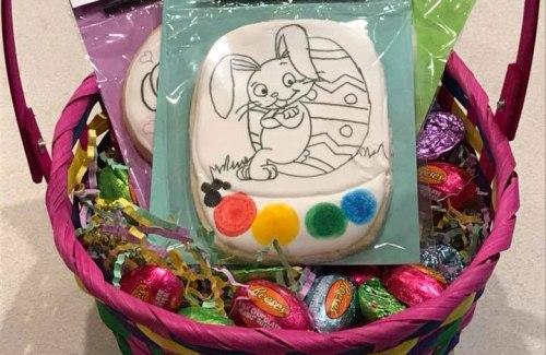 PIY Easter Cookies