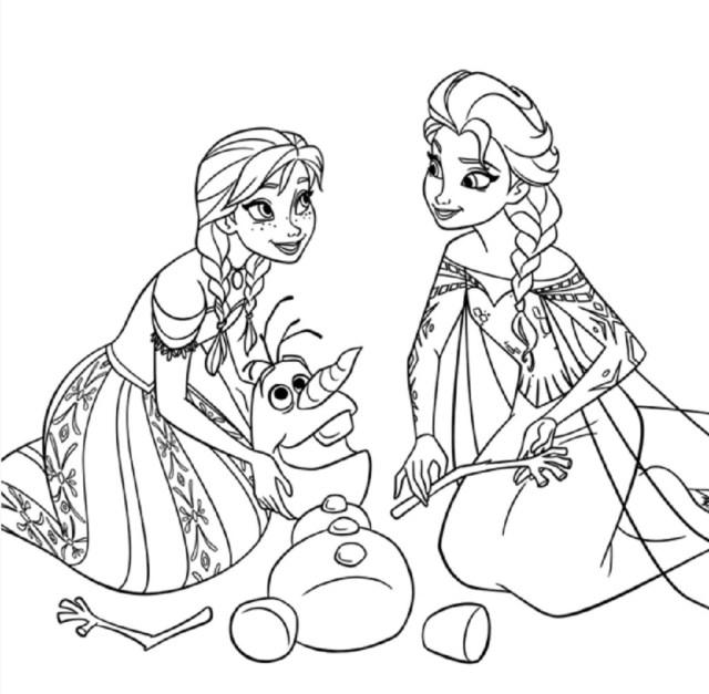 Coloriage En Ligne Gratuit Princesse - idées de coloriage