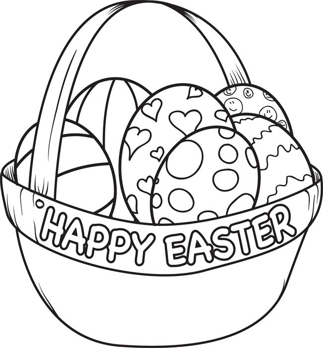 Pâques : coloriages, activités et bricolages