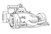 Coloriage Cars et Cars 2 (et dessins de Flash Mc Queen ...