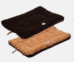 reversible pet bed