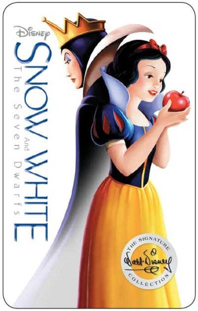 Snow White DVD