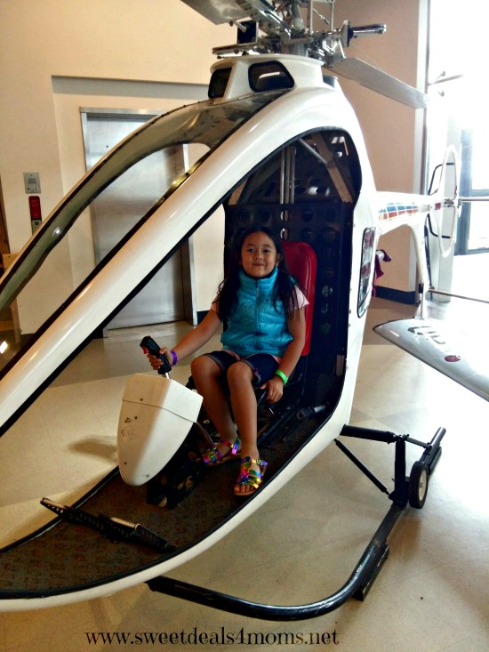 aviation museum helicopter
