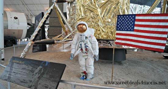 space museum astronaut