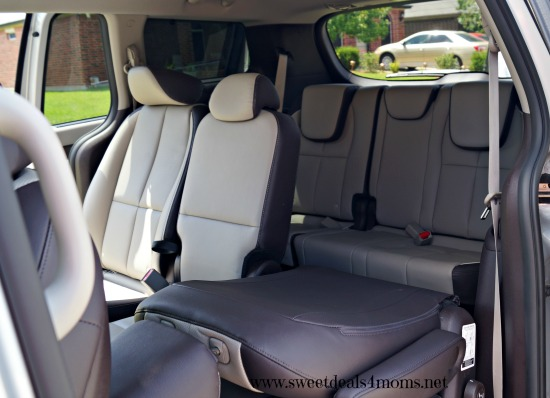 kia seating