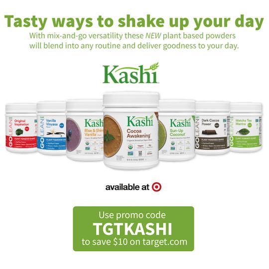 Kashi Promo