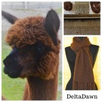 Delta Dawn Shawl