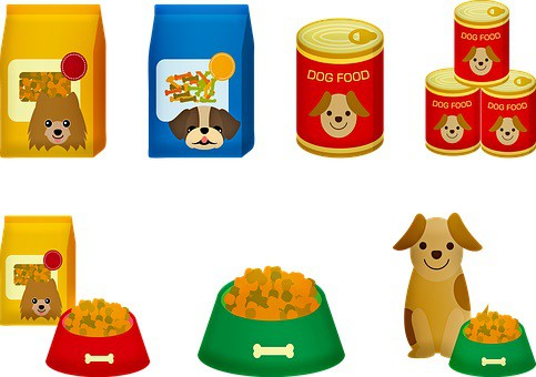 grain free puppy dog food