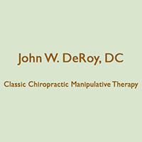 John W. DeRoy