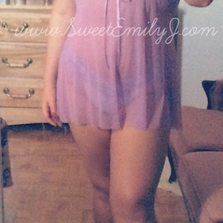 Ottawa Escort Sweet Emily J - April 2015