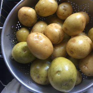paleo oven roasted potatoes