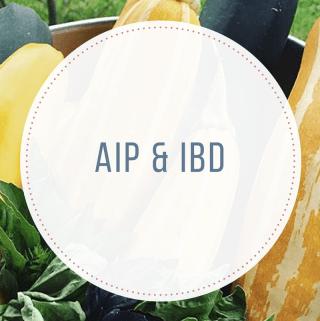 Day 4 of IBD Awareness Week: AIP and IBD