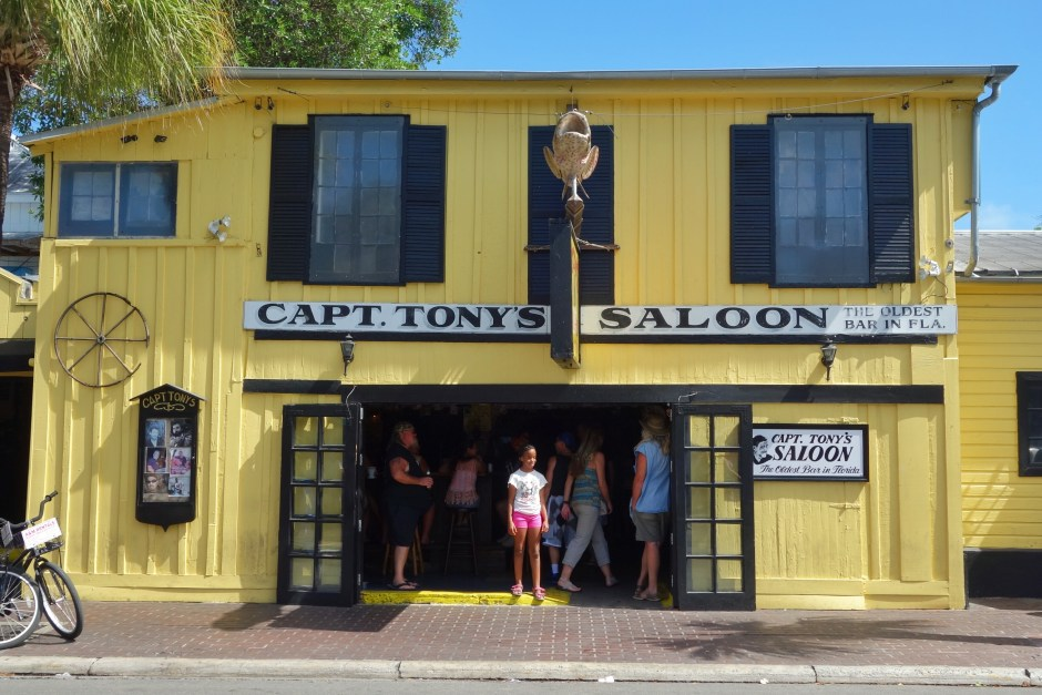 Oldest bar of FL, Key West