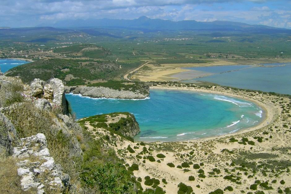 Voidokilia Bay