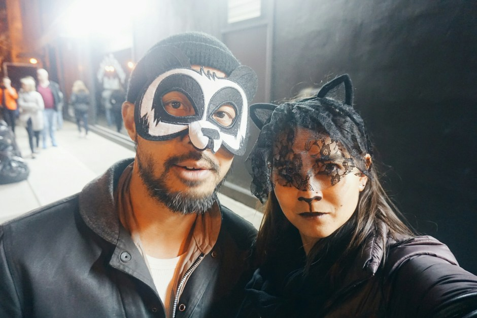 New York City Halloween parade