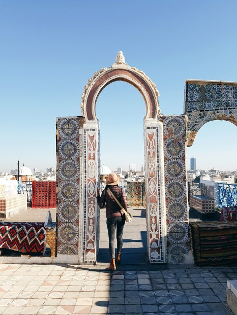 Travel guide Tunis
